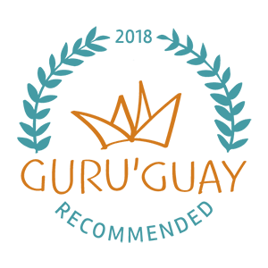Recommended by guruguay.com
